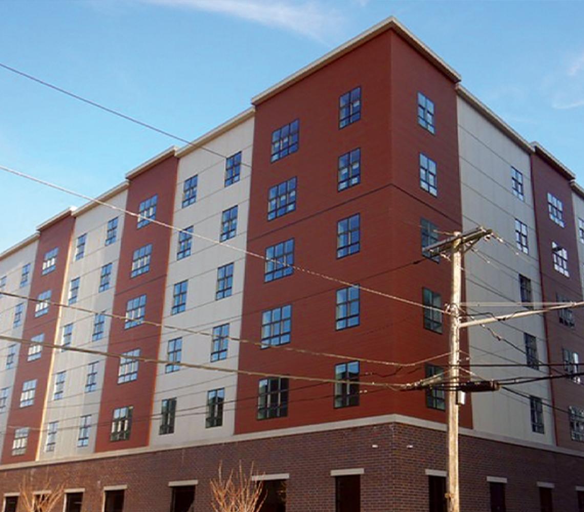 jersey city apartment complex